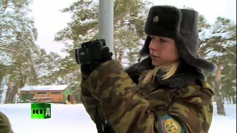 Женский батальон РГВВДКУ 5 серия