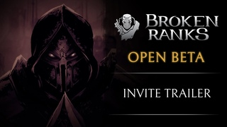 Broken Ranks  - Open Beta trailer