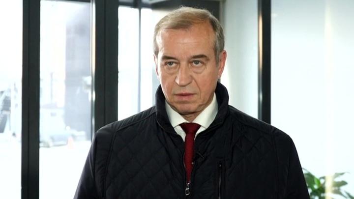 Вести Ru Левченко освободил кресло иркутского губернатора