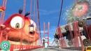 Насекомозавр против Робота. Монстры против пришельцев (2009) год.