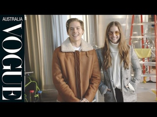 Barbara Palvin's day off includes coffee, workouts and lots of Dylan Sprouse   Vogue Australia