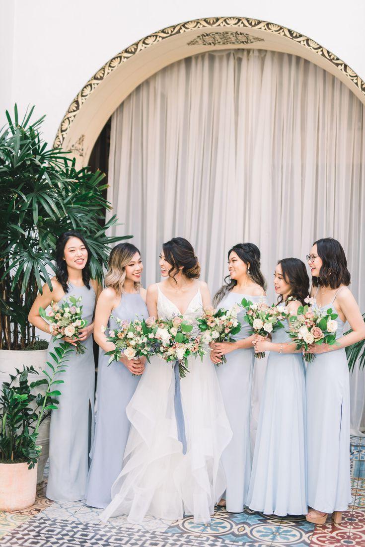 aCFsInbl4V8 - Красивая свадьба на западном побережье