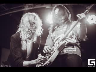 AC/DC in Night Train. Attraction Voronova (live)