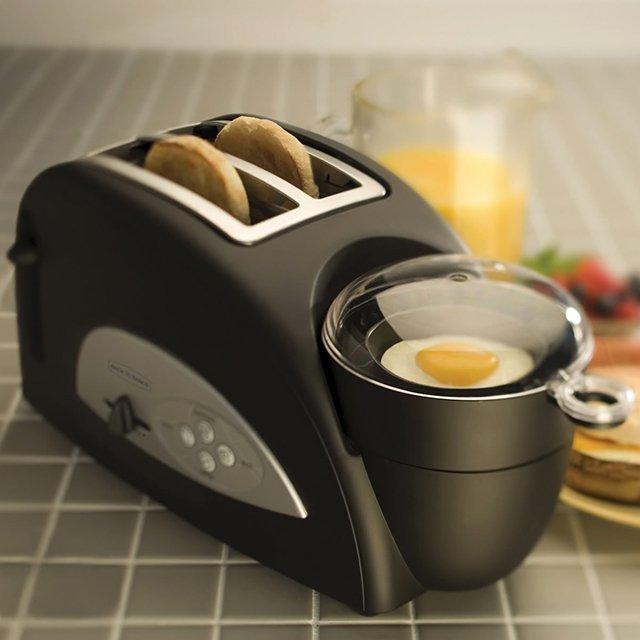 Тостер для идеального завтрака -