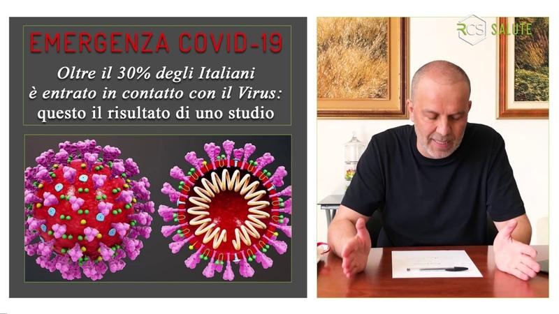 Lo studio che mette in subbuglio la direzione Scientifica Italiana - Dr Pasquale Mario Bacco
