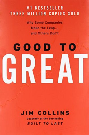Jim Collins] Good to great why some companies ma