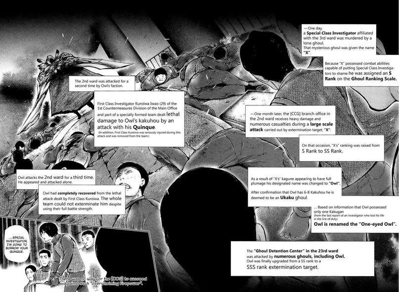 Tokyo Ghoul, Vol.8 Chapter 69 Bygone Days, image #4