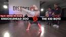 Knucklehead Zoo vs The Kid Boyz (Top 8) UNITED WE STAND 2020 stance