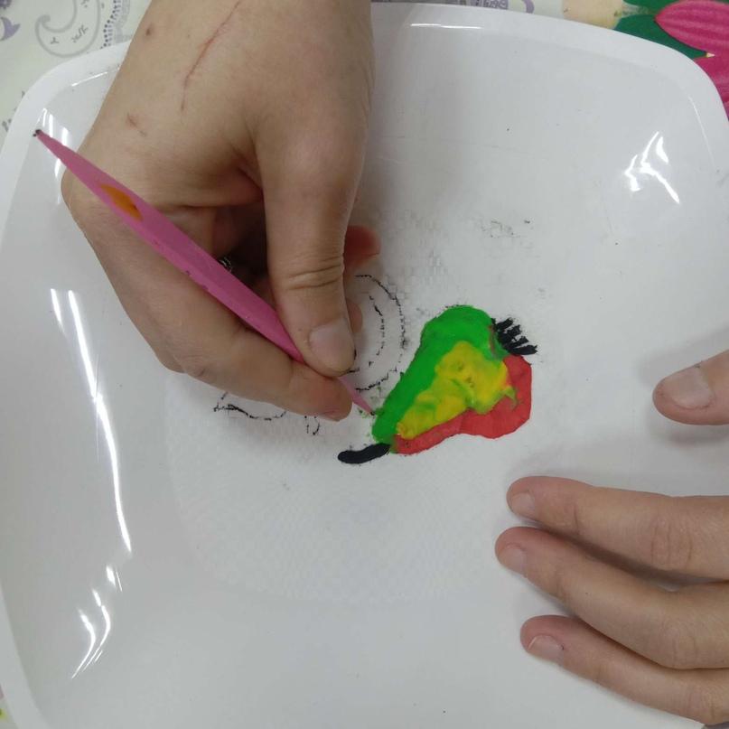 Семикаракорская роспись: МК, изображение №13