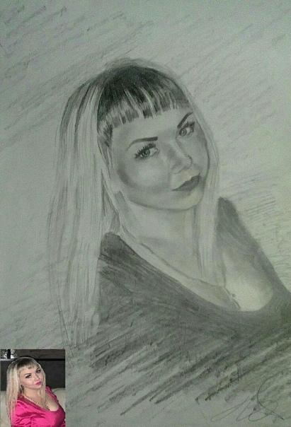 нарисовать маму нарисовать портрет по фото красноярск собраны лучшие поздравления