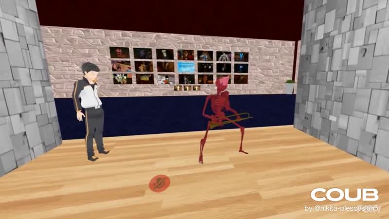 Vr spooky