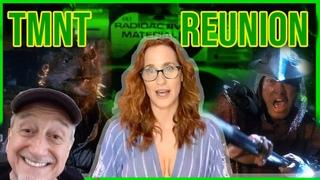 Teenage Mutant Ninja Turtles Movie [1990] CAST REUNION hosted by April O'Neil