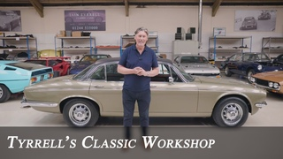 Jaguar/Daimler V12 Engine - a Powerhouse in a Silk Glove | Tyrrell's Classic Workshop