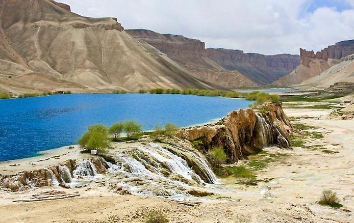 Голубые озера Банде-Амир, изображение №5