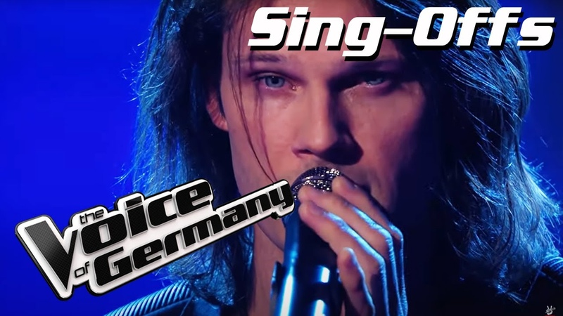 Demi Lovato Warrior Oliver Henrich The Voice of Germany Sing Off