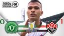Chapecoense 0 x 1 Vitória - Gol Melhores Momentos COMPLETO - Brasileirão Série A 2018
