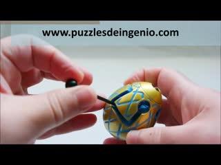 Smart egg labyrinth