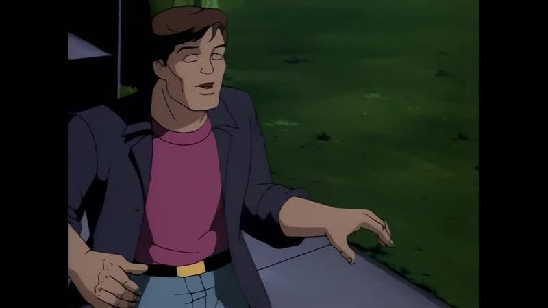 Человек паук 1994 сезон 2 серия 9