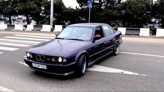 Giorgi Tevzadze / OOM-500 / BMW E34 M5
