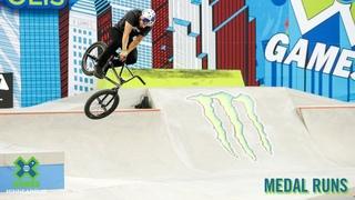 MEDAL RUNS: BMX Street | X Games Minneapolis 2019