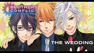 BROTHERS CONFLICT | THE WEDDING Eng Subs (Ep 12) | Enter Natsume!