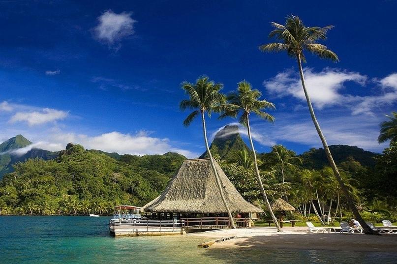 Страны мира — Французская Полинезия, изображение №1