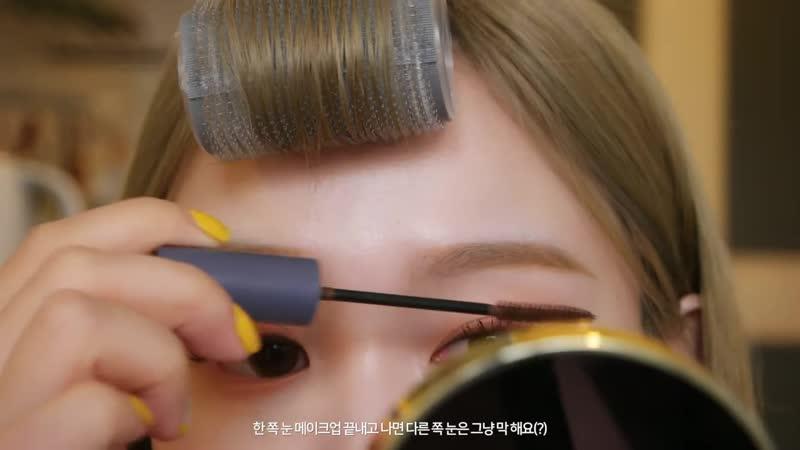 SOHYEON 소현 여름이니까🍊레드오렌지 메이크업ㅣRED ORANGE SUMMER MAKEUPㅣ소현 SOHYEON