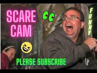 Scare Cam Pranks: Enjoy the awesome reactions in this one also!
