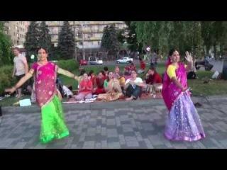 Индийский народный танец (Сунита и Камаль)