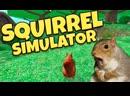 Поляковский Летсплей🐷 Squirrel Simulator🐹 Быть Балкой не Просто