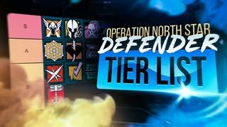 The BEST Defenders For Operation Northstar - Rainbow Six Siege Tier List