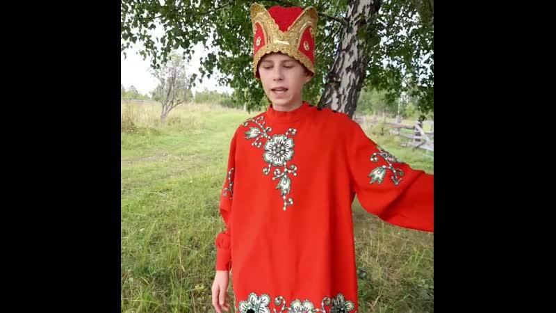 Кривошеева Данила МБОУ Приморская СОШ