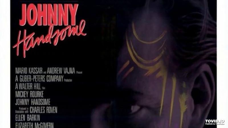 Johnny Handsome Soundtrack Composer Ry Cooder 1989 Side B
