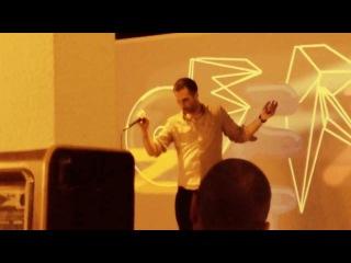 "beatbox (Laurent Duprat) and RAYESS BEK @ festival Hybrides ""improvisation"""