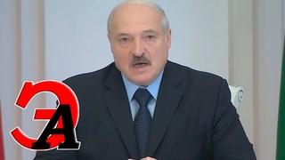 Реакция Лукашенко на протесты в Беларуси. Все кто сегодня не работают должны быть изучены! Минск.
