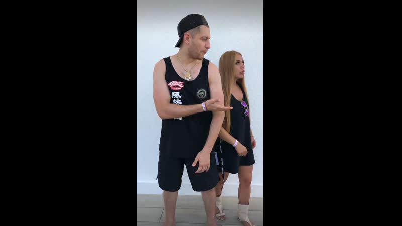я танцор а он боец