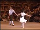 Мария Александрова и Николай Цискаридзе в балете Светлый ручей 12.04.2009 , Большой Театр