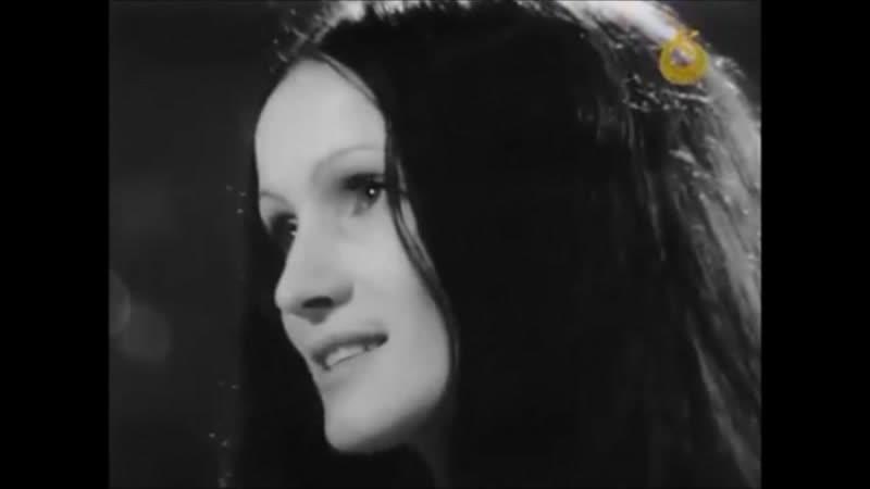 София Ротару и ВИА Червона рута Два перстені Два перстня Фрагмент из музыкального фильма Ты плюс я весна 1974