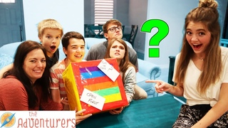 100 Layer Rainbow Duct Tape Mystery Box Challenge