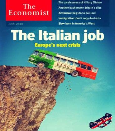 THE ECONOMIST (9 July - 15 July, 2016)