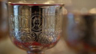 Божественная Литургия. Неделя 11-я по Пятидесятнице. Отдание праздника Успения Пресвятой Богородицы