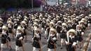 Desfile del 5 de Mayo 2019 en Puebla versión extendida