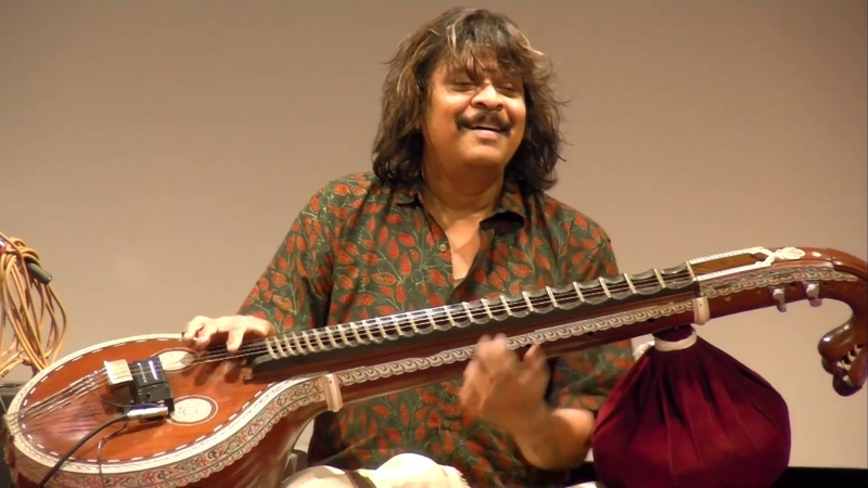 Global Heritage Art Fest 2019 Carnatica SPSS Carnatic Veena Concert Rajesh Vaidhya