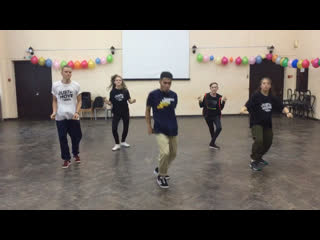 Lite Feet selection   Мастер класс Фарра   Just Move Camp