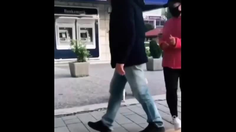 Лохматый задира )
