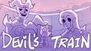 Devils Train AnimaticCreepyPastaFlash Warning