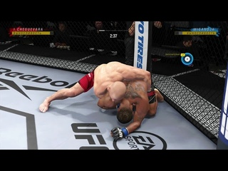 VBL 57 Welterweight Georges St-Pierre vs Tyron Woodley