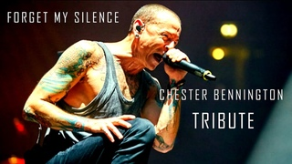 Forget My Silence - Heavy (Nu Metal version, Linkin Park cover, Chester Bennington tribute)