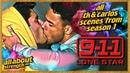 🏳️🌈 All TK Carlos Scenes From The First Season 9-1-1 Lone Star (Gay | Kiss | Tarlos Supercut 4k)