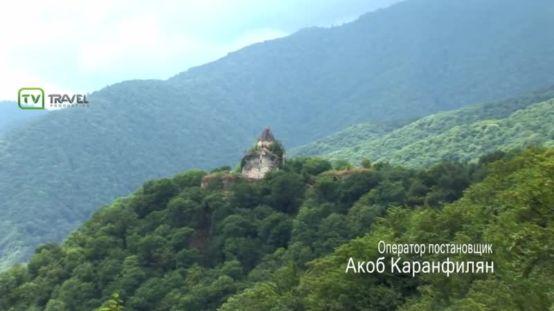 Сокровища Арцаха монастырский комплекс Гандзасар